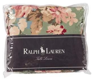 Ralph Lauren 5-Piece Floral Tablecloth Set