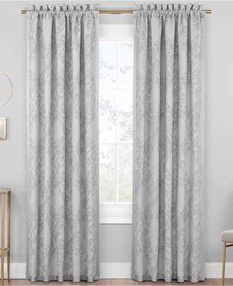 "Hudson Hill Trellis 50"" x 95"" Rod Pocket Window Panel"