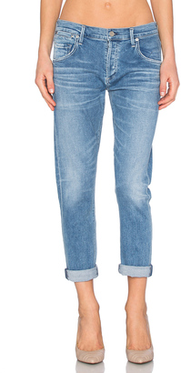 Citizens of Humanity Emerson Slim Boyfriend $208 thestylecure.com