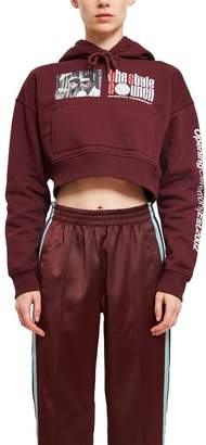 Opening Ceremony The Style Council Cropped Hoodie