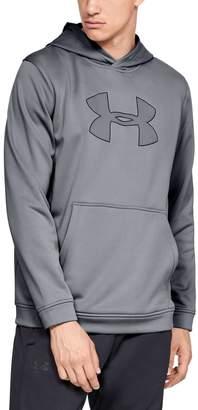 Under Armour Men's Performance Fleece Logo Hoodie
