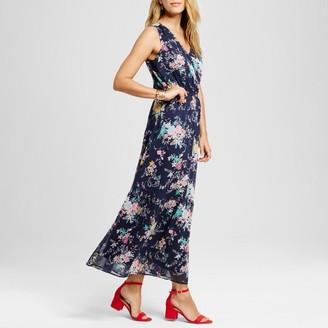 Merona Women's Printed Maxi Dress $29.99 thestylecure.com