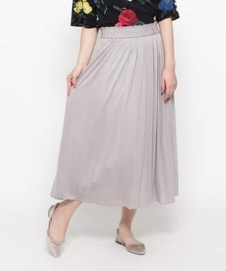 smartpink (スマートピンク) - スマートピンク 【洗える】トロミジャージスカート