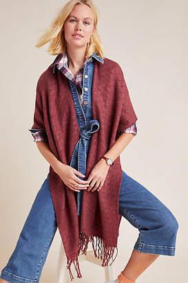 Anthropologie Astrid Knit Kimono