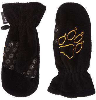 Jack Wolfskin Fleece Mitten Extreme Cold Weather Gloves
