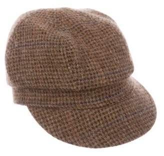 Ralph Lauren Rugby Wool Newsboy Hat