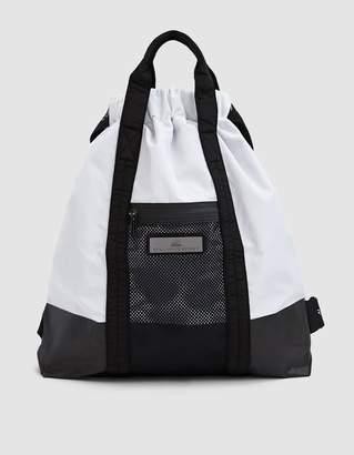 adidas by Stella McCartney Multifunctional Gym Sack in White