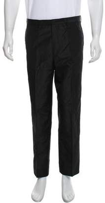 Christian Dior Nylon Straight-Leg Pants