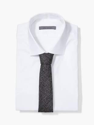 John Varvatos Skinny Textured Tie