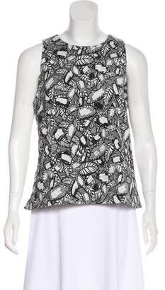 Opening Ceremony Printed Sleeveless Top w/ Tags