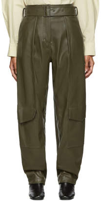 Low Classic Khaki Down Pocket Trousers