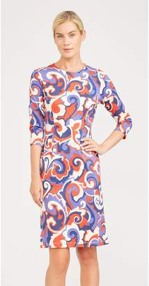 J.Mclaughlin Catalyst Dress in Sunswirl