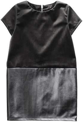 Imoga Monica Velour Dress