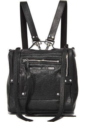 McQ Alexander McQueen Mini Convertible Box Backpack