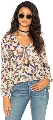 Lucca Couture Kylie Top $48 thestylecure.com