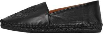 Kenzo 20mm Tiger Leather Espadrilles