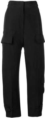 Joseph cropped cargo trousers