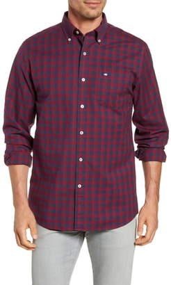 Southern Tide Flight Deck Regular Fit Button-Down Oxford Shirt