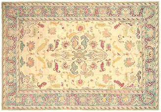 One Kings Lane Vintage Turkish Oushak Carpet - 10'10 x 15'6