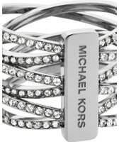 Michael Kors Jewellery Ladies Stainless Steel Size O Ring MKJ4423040506