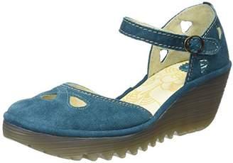Fly London Yuna, Women's Wedge Sandals -7 UK (40 EU)