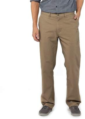 Patagonia Men's Regular Fit Duck Pants - Long