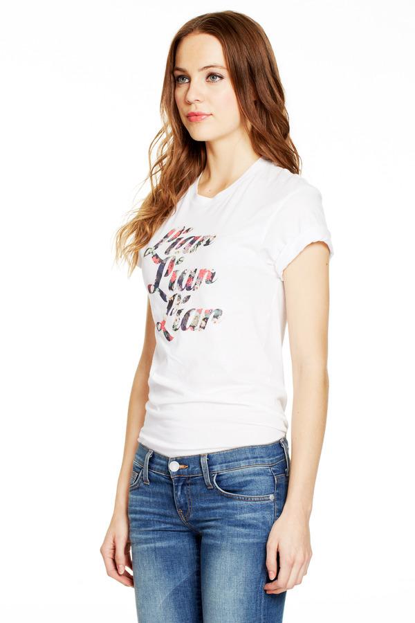Rebecca Minkoff Liar Liar Liar T-Shirt