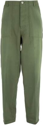 Loewe Relaxed-fit cotton trousers