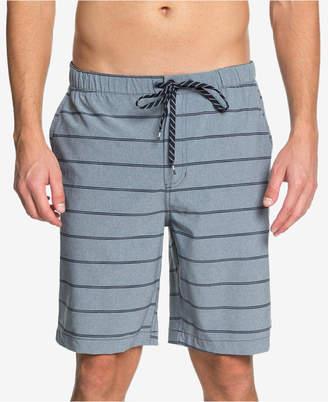 "Quiksilver Men's Waterman Suva Amphibian 20"" Hybrid Shorts"