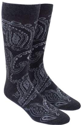 The Tie Bar Platform Paisley