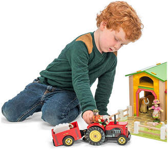 Oskar & Catie Tractor & Trailer