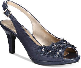 Karen Scott Bronaa Sling-Back Pumps, Women Shoes