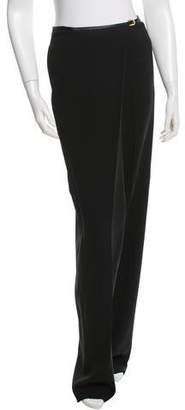Calvin Klein Collection Pleated Belted Trousers w/ Tags