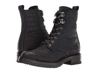 Frye Julie Hook Combat Women's Boots