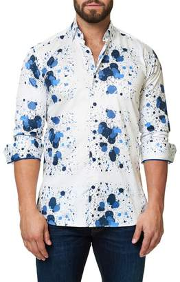 Desigual Maceoo Luxor Splash Slim Fit Shirt