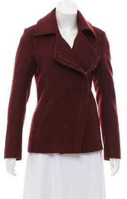 Reiss Wool-Blend Short Coat