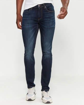 Buffalo David Bitton Super Max-X Basic Super Skinny Stretch Jeans