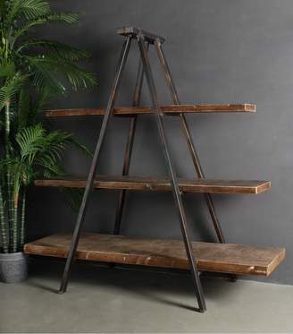 Phil Bee Interiors Industrial Tripod Bookcase