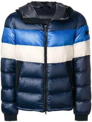 Peuterey front zip puffer jacket