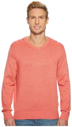 Nautica 12 Gauge Basic V-Neck Sweater Men's Sweater