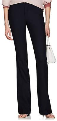 Pt01 Women's Elsa Stretch-Crepe Flared Trousers