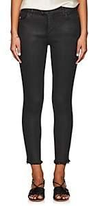 Dl 1961 Women's Florence Instasculpt Crop Jeans - Black Size 29