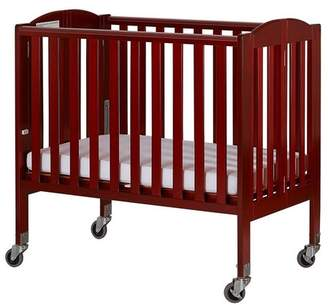 Dream On Me Birch Folding Portable Crib