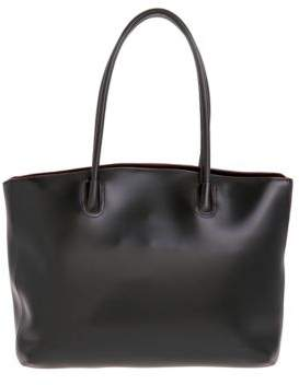 Lodis Audrey Milano Grain Leather Tote