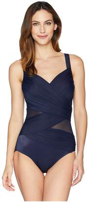 Miraclesuit Madero DD Cup One-Piece Women's Swimsuits One Piece