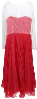 alex vidal Long dresses - Item 34917628SF