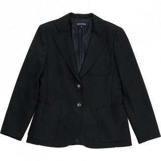 Vanessa Seward Black Wool Jackets