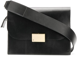 Ally Capellino flap shoulder bag