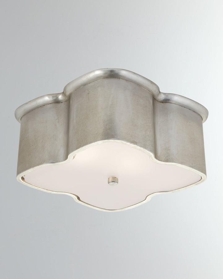 Aerin Bolsena Clover Flush Mount Light