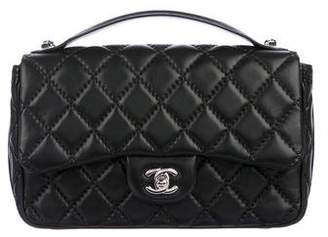 Chanel Easy Carry Medium Flap Bag